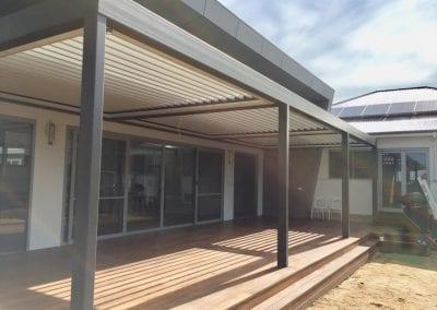 Adjustable sunroof 3 banks blades Nedlands